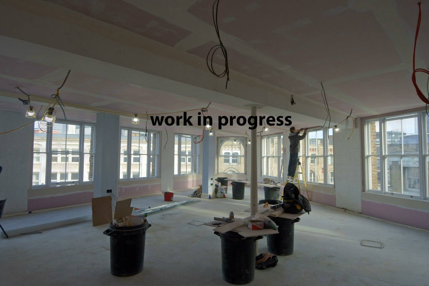 27 Phipp Steet EC2A 4NP Shoreditch Office Internalwip1
