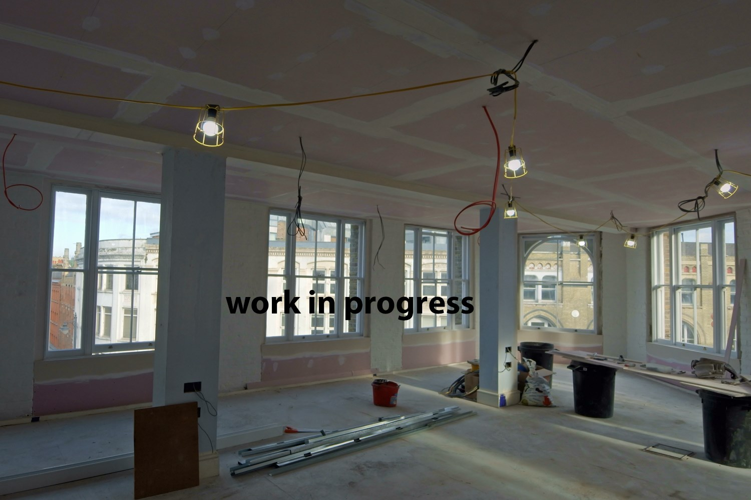27 Phipp Steet EC2A 4NP Shoreditch Office Internalwip2