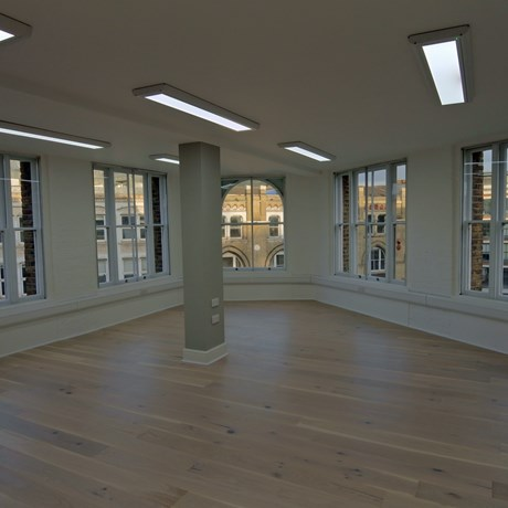 27 Phipp Steet EC2A 4NP Shoreditch Office Internal4