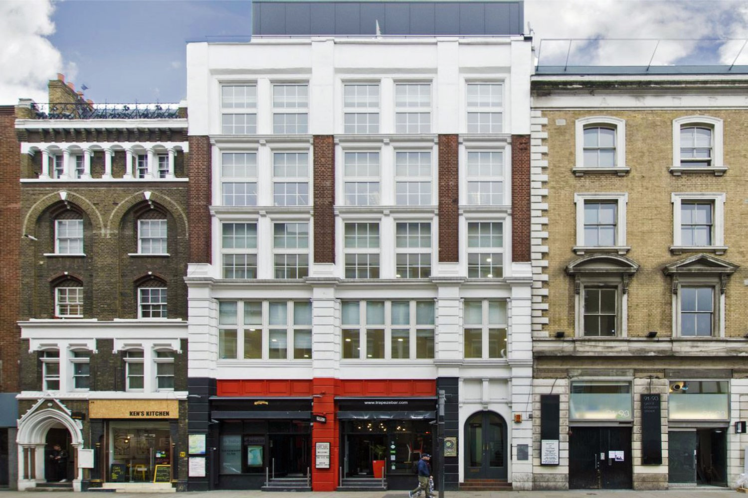 89 Great Eastern Street Shoreditch London EC2A 3HY Office For Rent External