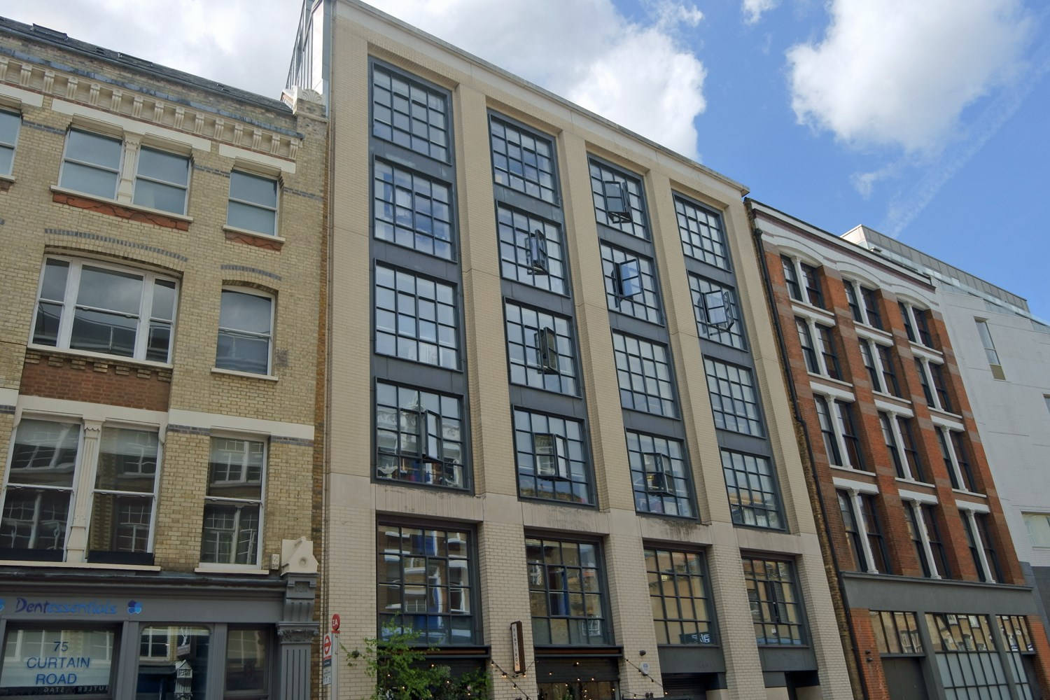 81 Curtain Road Shoreditch EC2A 3BS Office For Rent External2