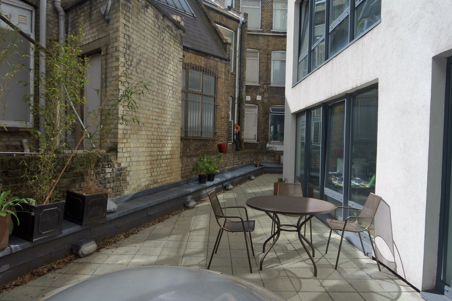 81 Curtain Road Shoreditch EC2A 3BS Office For Rent Roofterrace