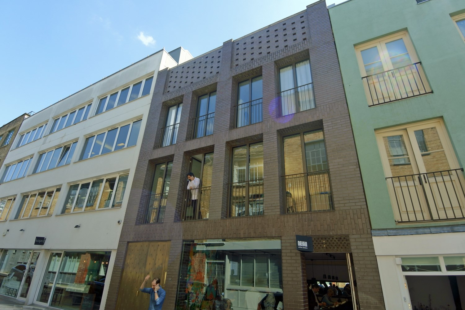 66 Charlotte Road EC2A Shoreditch Office External1