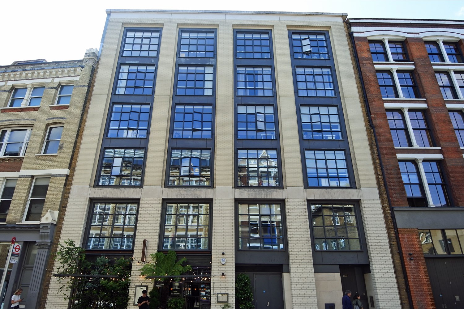 81 Curtain Road Shoreditch EC2A 3BS Office For Rent External3