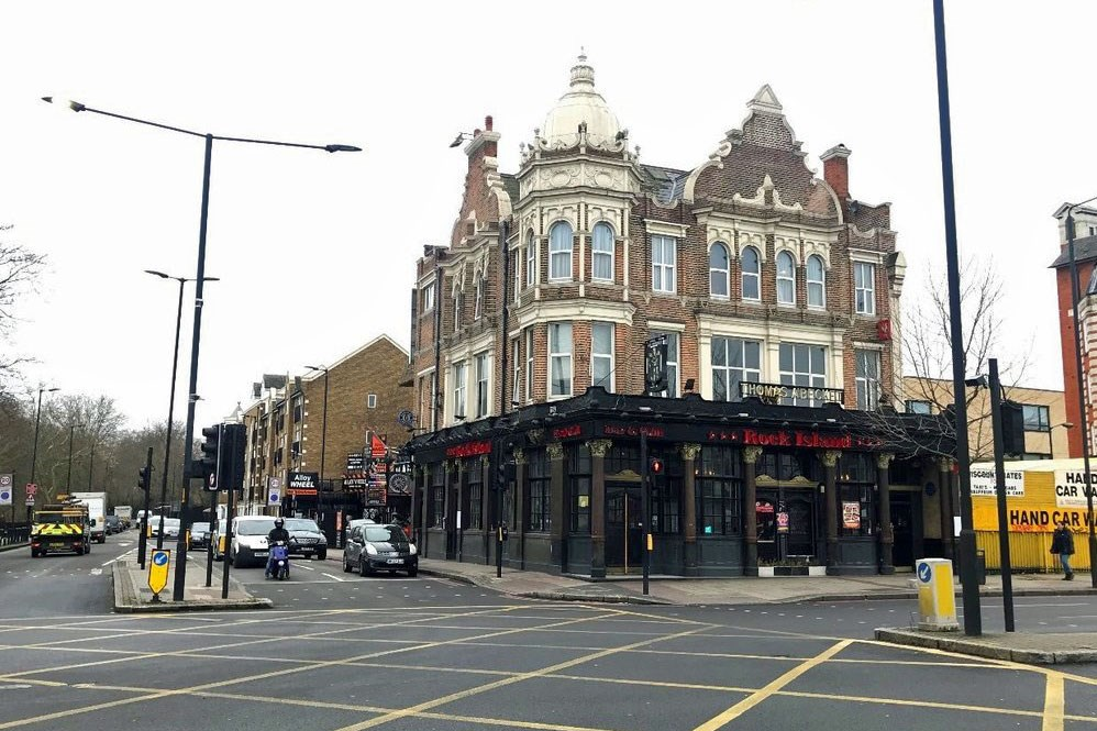 THOMAS A BECKET 320 OLD KENT ROAD LONDON SE1 5UE PUBLIC HOUSE FOR RENT