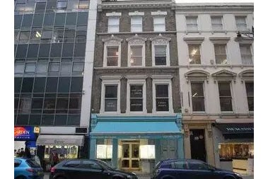 31 HATTON GARDEN EC1N OFFICE STUDIO FOR RENT EXTERNAL1