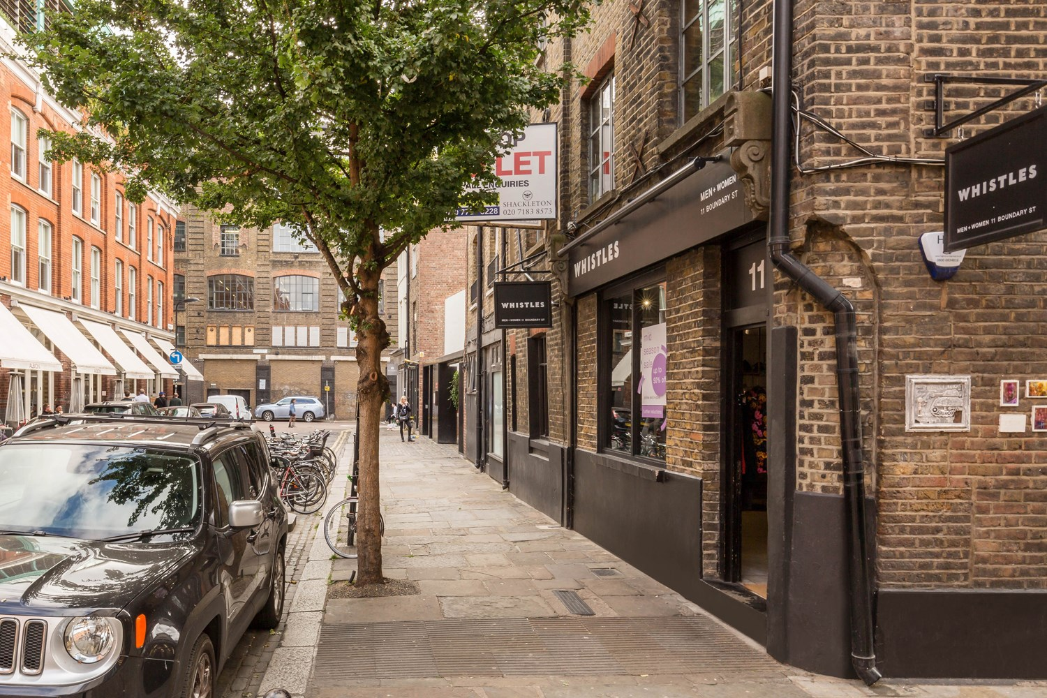 11 Boundary Street E2 7JE Shoreditch Shop For Rent External6