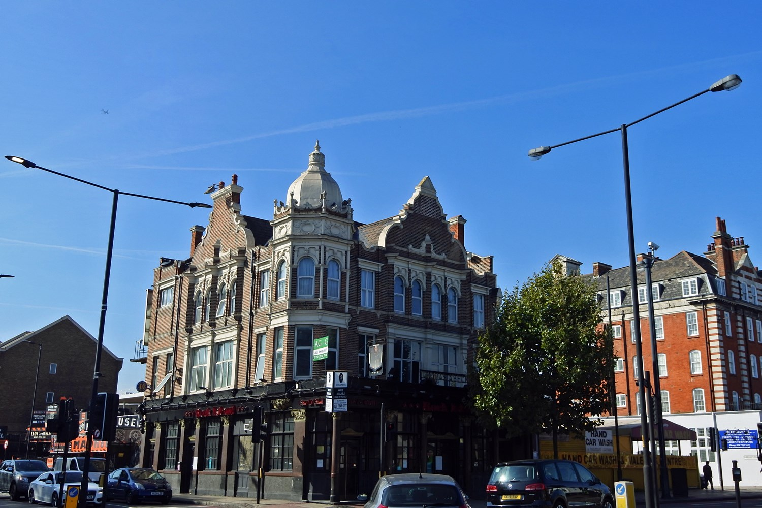 THOMAS A BECKET 320 OLD KENT ROAD LONDON SE1 5UE PUBLIC HOUSE FOR RENT External3