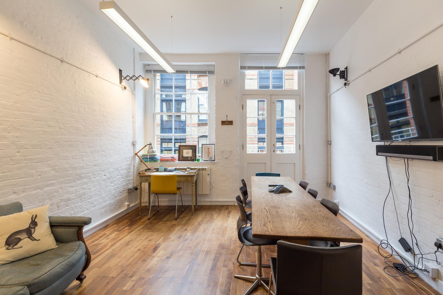 23 Charlotte Road EC2A 3PB Shoreditch Office Internal2