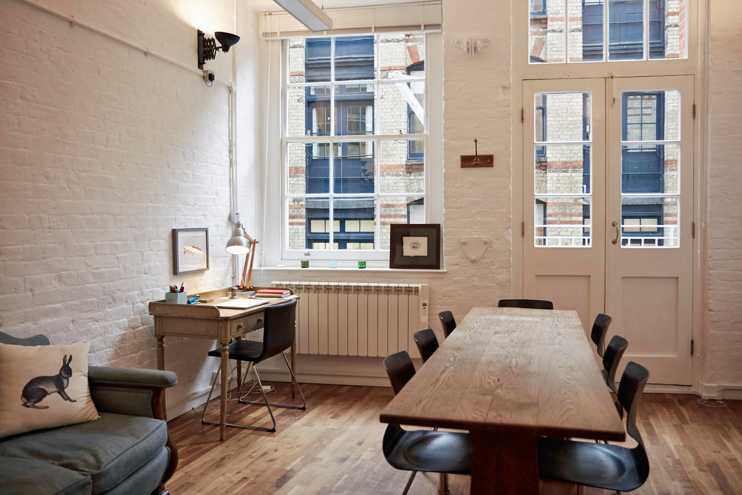 23 Charlotte Road EC2A 3PB Shoreditch Office Internal