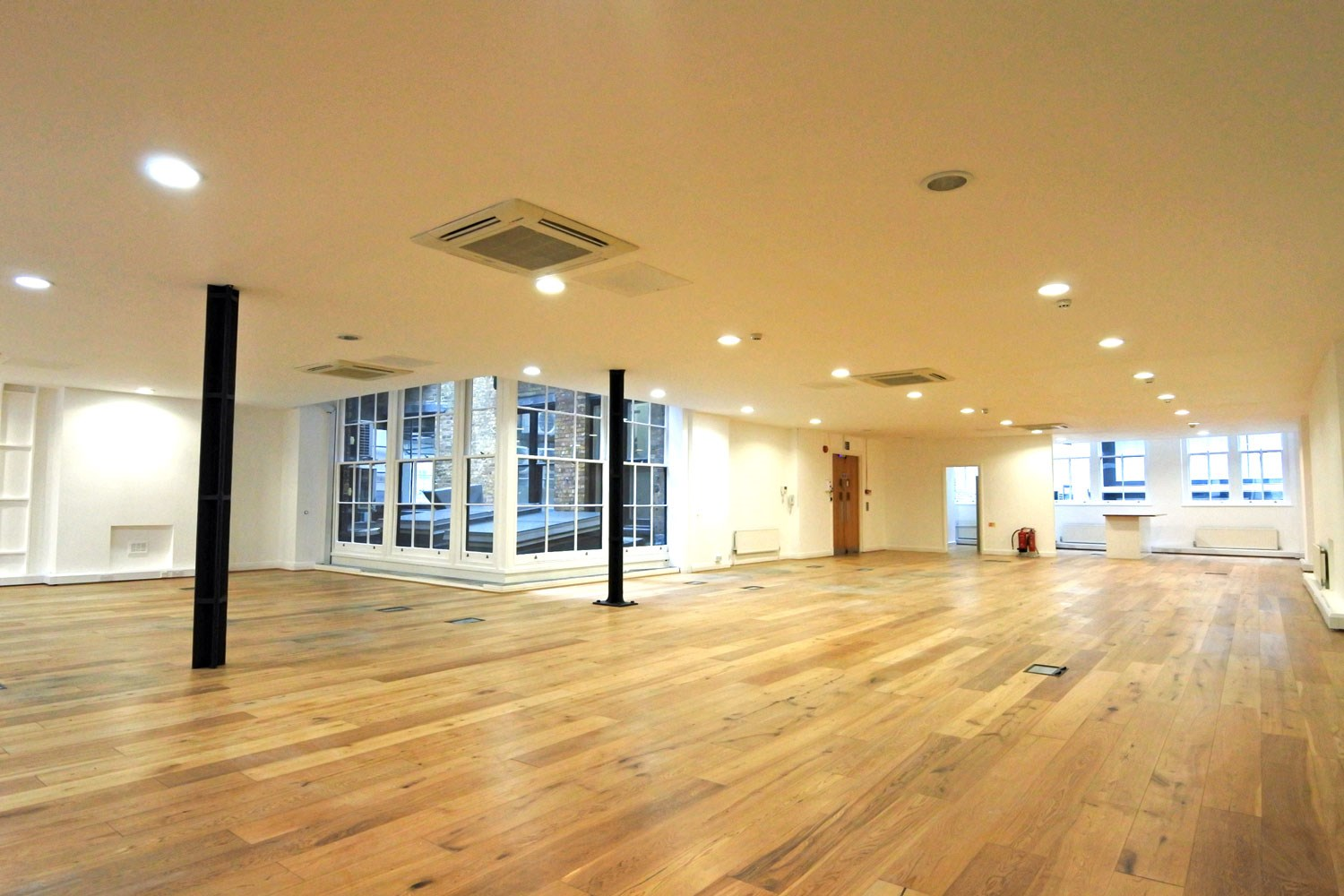 Victoria House 1 Leonard Circus First Floor EC2A 4DQ Shoreditch Office Internal 2