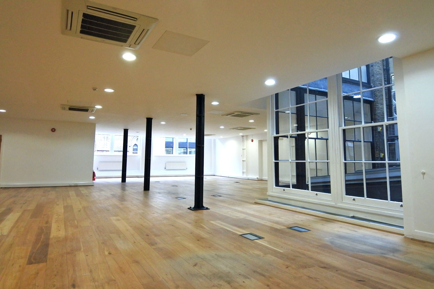 Victoria House 1 Leonard Circus First Floor EC2A 4DQ Shoreditch Office Internal 8