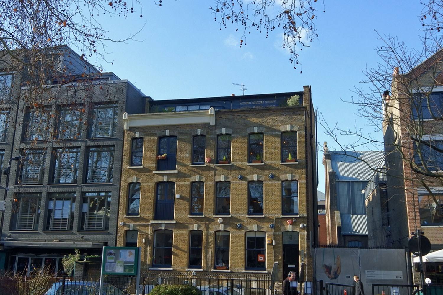 5 6 Hoxton Square First Floor N1 6NU Shoreditch Office External2