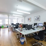 23 Charlotte Road EC2A 3PB Shoreditch Office 2Nd Floor Internal4