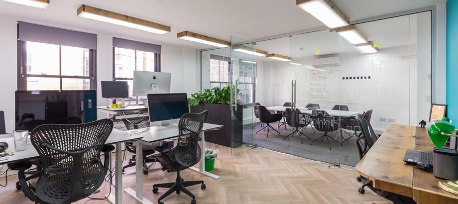 152 154 Curtain Road EC2A 3AT Shoreditch Office Internal2