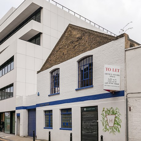 Tuscany Wharf 4A Orsman Road N15QJ Hoxton Haggerston Office Studio To Let External2