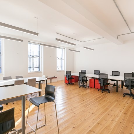 Unicorn House 221 222 Shoreditch High Street First Floor Front E1 6PJ Shoreditch Fitted Office Internal4