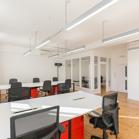 Unicorn House 221 222 Shoreditch High Street Second Floor Front E1 6PJ Shoreditch Fitted Office Internal1