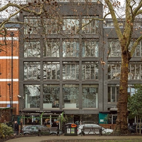 Lux Building 2 4 Hoxton Square Unit 4 N1 6NU Shoreditch Office External8
