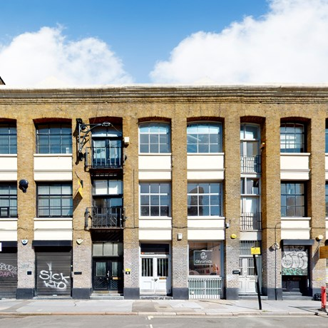 75 Leonard Street Shoreditch EC2 External3
