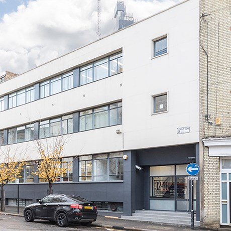 32 38 Scrutton Street Shoreditch EC2A Flexible Office To Let External8