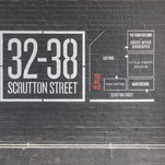 32 38 Scrutton Street Shoreditch EC2A Flexible Office To Let Signage