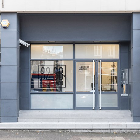 32 38 Scrutton Street Shoreditch EC2A Flexible Office To Let Entrance