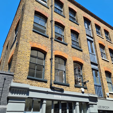 Electra House 91A Rivington Street EC2A 3AY Second Floor Office To Let External3