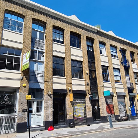 77 Leonard Street Shoreditch Office EC2A External4