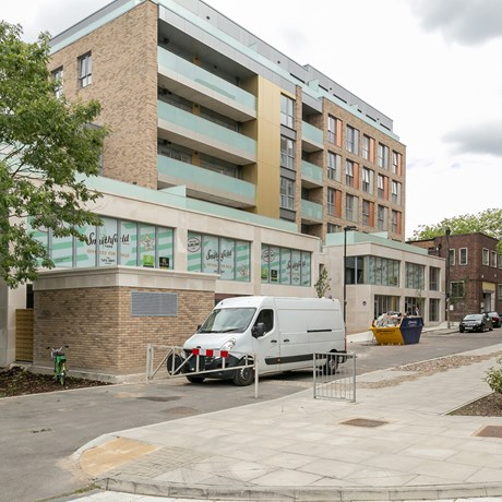 Granita Court 9 Cross Lane Hornsey N8 7SA Office For Sale External7