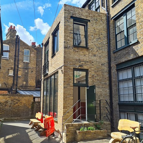 6 Durham Yard E2 Bethnal Green Office To Let External3