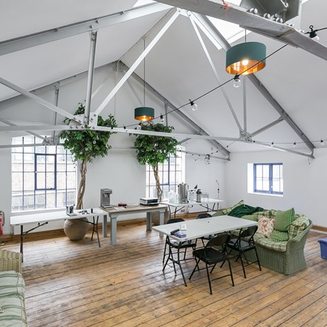 Tuscany Wharf 4A Orsman Road N15QJ Hoxton Haggerston Office Studio To Let Internal3
