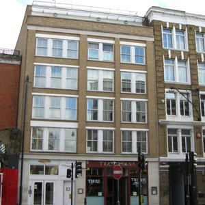 News Image Nov 12 - Five K Studios letting at 152-154 Curtain Road