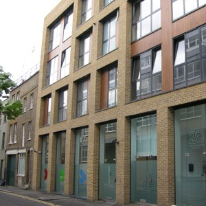 News Image May 13 - 28 Scrutton Street Letting to Earthstream Global