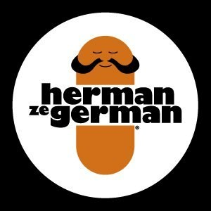 Logo Image June 13 - Herman's Sausage Shop on Old Compton Street